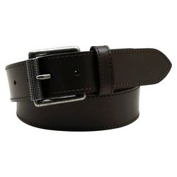 Tallia Mens 38mm Leather Buckle Belt