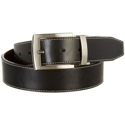 Swiss Gear Mens Reversible Leather Belt