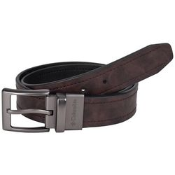 Columbia Sportswear Mens Reversible Leather Belt