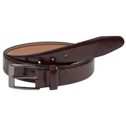 Dockers Mens Smooth Leather Dress Belt