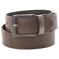 Levi's Mens Big & Tall 40mm Reversible Leather Belt