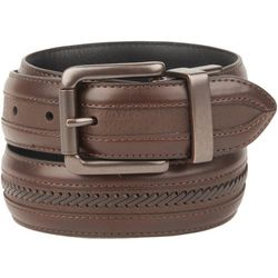Columbia Mens Ainsworth Reversible Leather Belt