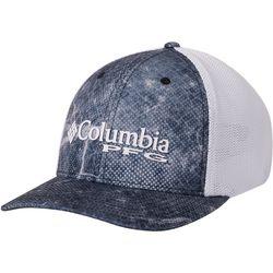 Columbia Mens Camo Mesh Tarpon Fade Hat