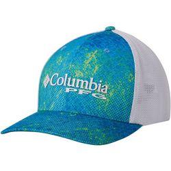 Columbia Mens Camo Mesh Realtree MAKO Fade Hat