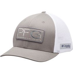 Columbia Mens PFG Hook Patch Mesh Hat