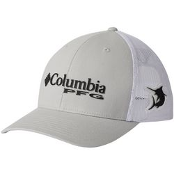 Columbia Mens PFG Mesh Hook Logo Snapback Hat