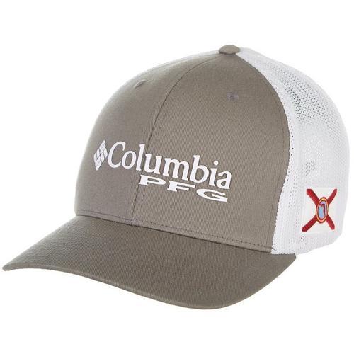 818bfc23fa6 Columbia Mens PFG Mesh Stateside Hat