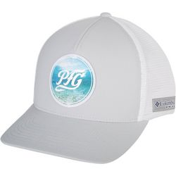 Columbia Mens PFG Flexfit 110 Mesh Snap Back Hat