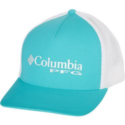 Columbia Mens PFG Flexfit 110 Solid Mesh Snap Back Hat