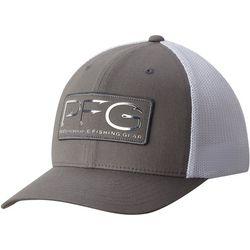 e527862a49402 Columbia Mens PFG Mesh Hook Logo Hat