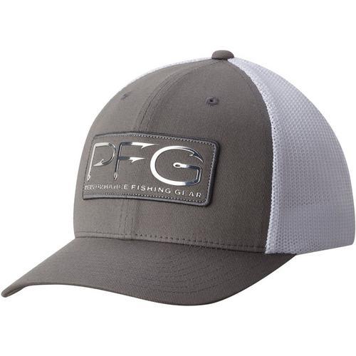columbia mens pfg mesh hook logo hat bealls florida