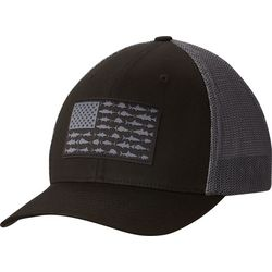 Columbia Mens PFG Mesh Flag Fish Hat