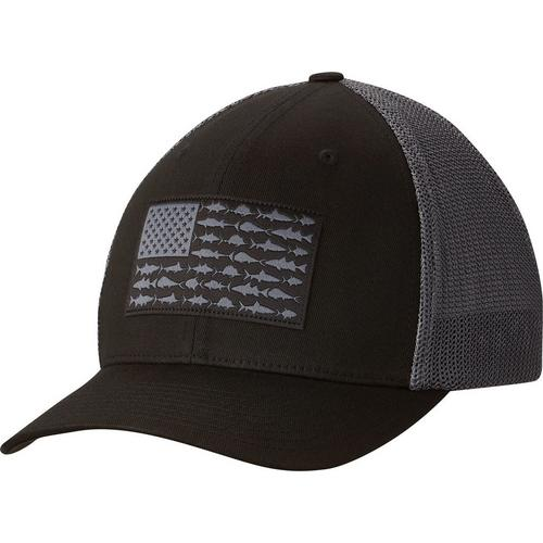 Columbia Mens PFG Mesh Flag Fish Hat  92e0d489a37
