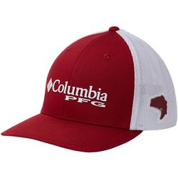 Columbia Mens PFG Mesh Bass Hat