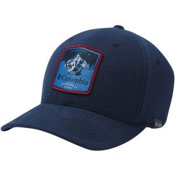 Columbia Mens Lodge Mountain Badge Hat
