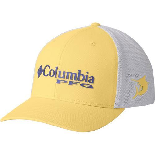 f42c0e37bf6 Columbia Mens PFG Mesh Ball Hat