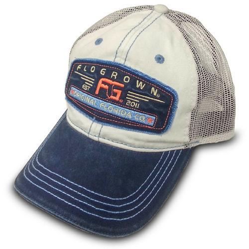 515840674d7 FloGrown Mens Original Patch Hat