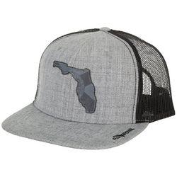 FloGrown Mens Florida Leather Hat
