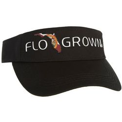 Flomotion Mens Florida Flag Visor