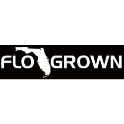 FloGrown Standard Logo Decal