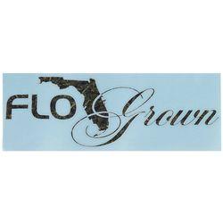 FloGrown Camo Script Decal