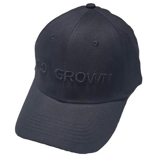 0f744b4ff43c9e FloGrown Mens Black on Black Hat