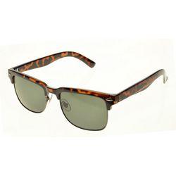 Dockers Mens Tortoise Smoke Polarized Sunglasses