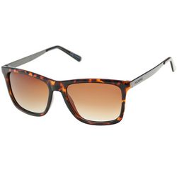 Dockers Mens Polarized Tortoiseshell Square Sunglasses