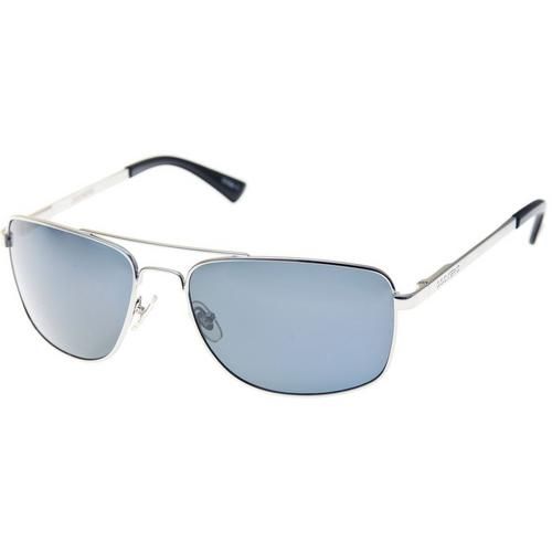 10d396a355 Dockers Mens Smoke Pilot Sunglasses