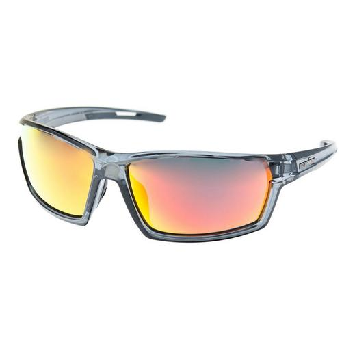 1f2c51b08c Iron Man Mens Sunset Ironflex Wrap Sunglasses