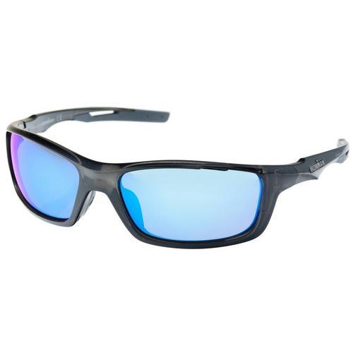 ef19970a438 Iron Man Mens Ironflex Wrap Sunglasses
