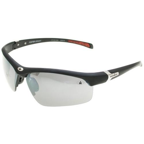 94a2346d18 IronMan Mens Principle Wrap Sunglasses