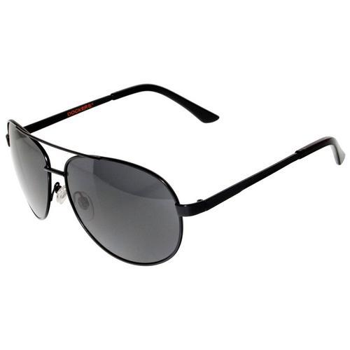 1cf94b9ab32b2 Dockers Mens Metal Aviator Sunglasses