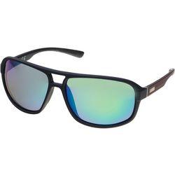 Dockers Mens Polarized Navigator Sunglasses