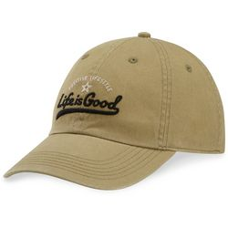 Life Is Good Mens Positive Lifestyle Chill Hat