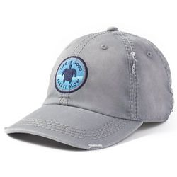 Life Is Good Mens Turtle Sunwashed Chill Hat