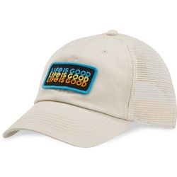 Life Is Good Mens Lig Repeat Soft Mesh Hat