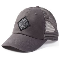 Life Is Good Mens Compass Soft Mesh Hat