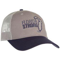 Florida Strong Mens Logo Trucker Hat