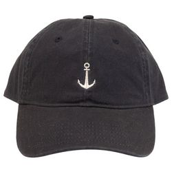 Concepts Mens Anchor Emblem Dad Cap