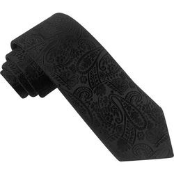 Rooster Mens Paisley Jacquard Tie