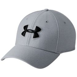 Under Armour Mens UA Heathered Blitzing 3.0 Hat