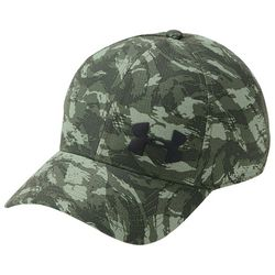 Under Armour Mens CoolSwitch ArmourVent 2.0 Camo Logo Hat
