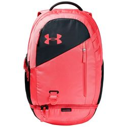 Under Armour UA Hustle 4.0 Pink Backpack