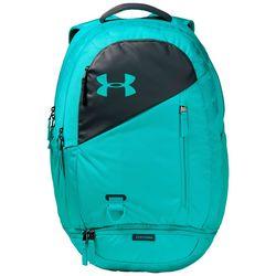 Under Armour UA Hustle 4.0 Blue Backpack