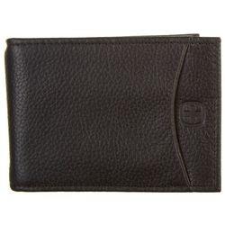 Swiss Gear Mens Slim Bifold Wallet