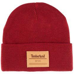 Timberland Mens Short Watch Knit Beanie Hat