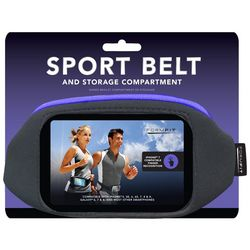 FormFit Cell Phone Sport Belt and Storage Compartment