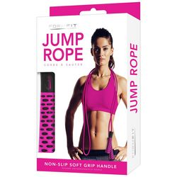 FormFit Womens Speed Jump Rope