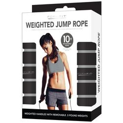 FormFit Weighted Jump Rope